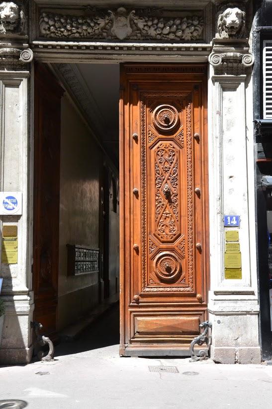 Accès Cabinet d'ostéopathie Bellecour